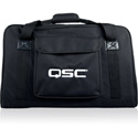 QSC CP12 Tote - Soft Padded Tote made with Weather Resistant Heavy-Duty Nylon/Cordura™