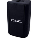 QSC E10-CVR Soft Padded Cover with Heavy-Duty Nylon/Cordura Material for E10 & E110