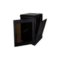 Quest WM2019-14-02 200 Series Wall Mount Enclosure - 14U Black
