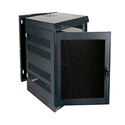 Quest WM3019-16-02 300 Series Wall Mount Enclosure - 16U Black
