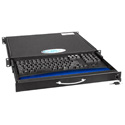 NTI RACKMUX-UKT Rackmount Keyboard Mouse Drawer