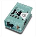 Radial J Plus-4 Stereo -10dB to Plus-4dB Line Driver