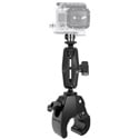 RAM RAP-B-404-GOP1U Medium Tough-Claw Mount with Universal Action Camera Adapter