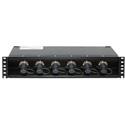 OCC RC2U62LSISC12R62A 6×2 Broadcast SMPTE Enclosure