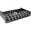 OCC RC2U88LSISC18R88A 8x8 Broadcast SMPTE Enclosure