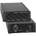 RDL AV-XMN4 Microphone to DANTE Network Interface