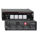 RDL RU-ASX4D 4x1 Stereo Balanced Audio Switcher - Terminal Block