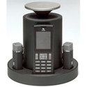 Revo Labs FLX2002FLX Analog Wireless Conference Phone with 2 Wearable Mics - Li-ion Battery Included