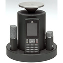 Revo Labs FLX2101FLX Analog Wireless Conference Phone w/1 Wearable & 1 Lapel Mic - Li-ion Battery Included