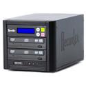 Recordex DVD100-1Y - TechDisc Pro Series 24X DVD-CD 1 to 1 Duplicator