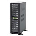 Recordex DVD1100-1Y TechDisc Pro Series 24X DVD-CD 11 to 1 Duplicator
