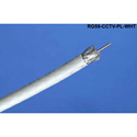 Liberty RG59-CCTV-PL-WHT CCTV and BaseBand Video Cable 1000 Ft.