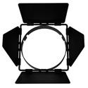 Rotolight RL-NEO-BD Aluminum Barn Doors for Rotolight Neo - Including Mounting Knobs