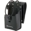 Motorola RLN6302 Hard Leather Carrying Case