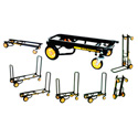 RocknRoller Multi-Cart 8-In-1 Equipment Transporter R2RT (Micro)
