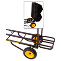 RocknRoller RRK1 Cargo Extension Rack - Works with R6/ R8/ R10/ & R12 Carts