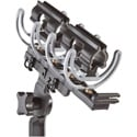 Rycote INV-BH InVision Microphone Suspension for Stand and Boompole Mounting