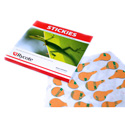 Rycote Stickies Disposable Adhesive Pads for Mounting Lav Mics 30 pk
