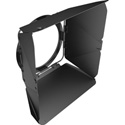 Rayzr 8 Leaf Barndoor for 7 Inch LED Fresnel Light