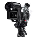 Sachtler SR410 Transparent Raincover for Small Video Cameras