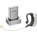 Samson SWAM2SES Airline Micro Earset UHF Wireless Mic System 489.050MHz/Ch K1 - Li-ion Battery Included
