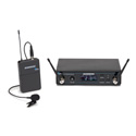 Samson SWC99BLM10-K Concert 99 Wireless Presentation Microphone System with LM10 Lavalier Mic - K Band: 470–494 MHz