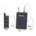 Samson SWXPD2BDE5 Stage XPD2 Headset USB Digital Wireless Mic System - 2.4 GHz