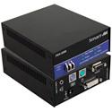 Smart AVI FDX-2000S DVI-D/keyboard/Mouse/Audio/RS232 Multimode Fiber Extender