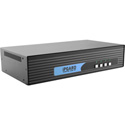 Smart-AVI SDPN-4D-P Secure 4-Port Dual-Head DisplayPort KVM Switch with Dedicated CAC Port & 4K Ultra-HD Support
