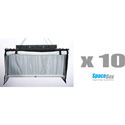 SpaceBox SBLED-STKT10-220-T LED Studio Ten Kit - Tungsten Only - 220V