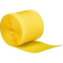Secure Cord ASC5B 4 Inch x 16.5 Foot Trimmable Cord Ducting For Carpeted Surfaces - Yellow