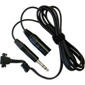 Sennheiser Cable-II-X3K1 - Straight copper cable reinforced with Kevlar