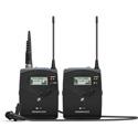 Sennheiser EW 112P G4-G Portable Lavalier Set w/ SK 100 G4 Bodypack & ME 2-II Lav Mic (566 - 608 MHz)