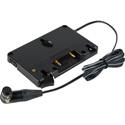 Sescom SES-GMOUNT-XLRF4 Blackmagic Studio Camera A/B Gold Mount Plate w/XLR Jack