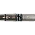 Sescom SES-INLINE-EMCF Inline RF Filter XLR Male to Neutrik EMC Female Grnd Lift