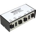 Sescom SES-XLR-ISO-02 Two Channel XLR Audio Isolation Transformer