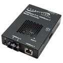 Gigabit Standalone Media Converter 1000Bt-1000Lx 1310Nm Singlemode SC 10Km