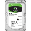 Seagate BarraCuda Pro 4 TB 3.5 Inch Internal Hard Drive - SATA - 6Gb/s