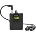 Shure P9HW Hardwired Bodypack Receiver