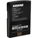 Shure SB910M Rechargeable Li-ion Battery for ADX1M Micro Bodypack Transmitters