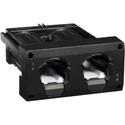 Shure SBM920 SBRC Rack Charging Module - Charges Two SB920 Rechargeable Batteries