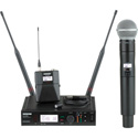 Shure ULXD124/85 Combo Wireless Microphone System Band G50 - (470 - 534 MHz)