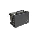 SKB 3i-3021-18B-C Waterproof Utility Case w/ Cubed Foam; Wheels & Tow Handle