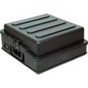 SKB 1SKB-R100 10U Slant Mixer Case w/hardshell top