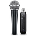 Shure SM58 plus X2u USB Digital Bundle