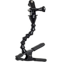 Stage Ninja CAM-9-CB Action Cam (GoPro Style) Mini Clamp Stand / Mount