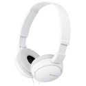 Sony MDR-ZX110 Stereo Headphones - White