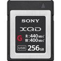 Sony QDG256E/J G-Series QD-G256E - Flash Memory Card - 256 GB - XQD