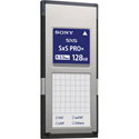 Sony SBP128E SxS PROplus E Series 128GB Memory Card