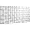 Natural White Sonex Classic 2ft x 4ft x 2 Inch Thick Box of 8